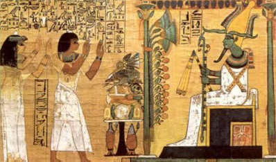 egyptian afterlife essay Ancient egyptian beliefs in the afterlife life after death a scene from the egyptian book of the dead according to the ancient egyptians.