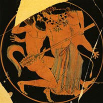 Satyr and Maenad